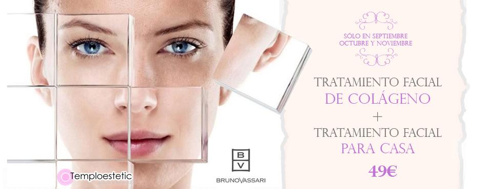 Tratamiento Facial Colágeno